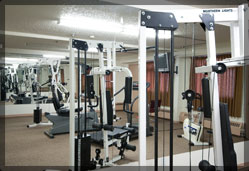 Stay in Shape at Our Fitness Centre
